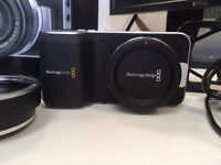 Blackmagic Pocket Cinema Camera + Extras