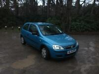 Vauxhall Corsa 1.2 Manual Petrol 3doors