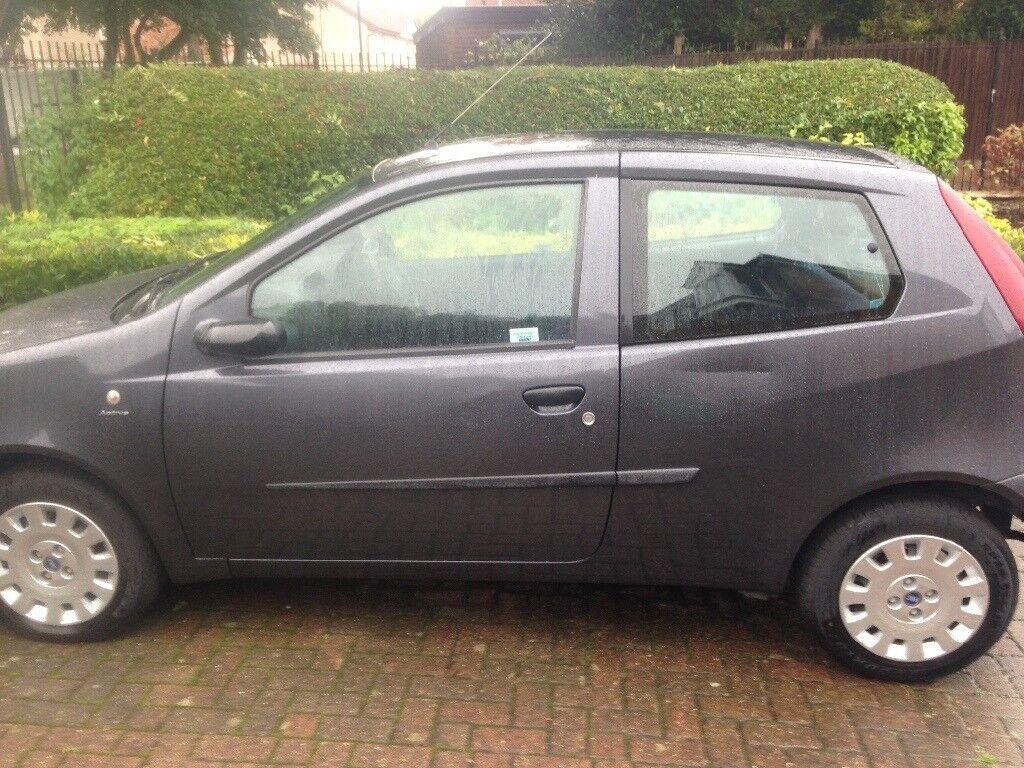 Fiat punto 1.3 Petrol