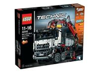 LEGO Technic 42043 Mercedes-Benz Arocs 3245 Truck NEW SEALED