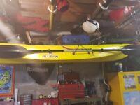 Bluefin kayak