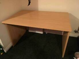Desk. Very sturdy.