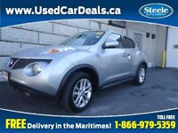 2012 Nissan Juke SV AWD Fully Equipped Alloys Cruise