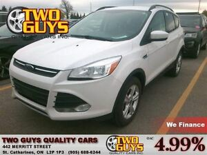 2013 Ford Escape SE LEATHER NAVIGATION AWD 1.6L TURBO