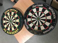 2 x Pub Dart boards