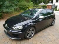 **2015 Volkswagen Golf R 2.0TSI 300bhp DSG only 26k**
