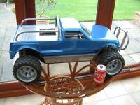 1/5 scale petrol Rc Car
