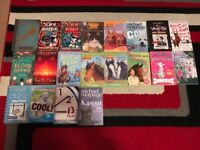 Books for adults and children