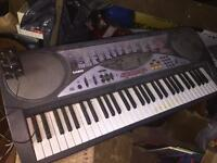 Casio lk 50 electric keyboard
