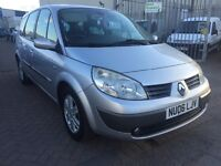 2006 (06) RENAULT GRAND SCENIC 7 SEATER IDEAL FAMILY CAR FULL SERVICE HISTORY READY TO DRIVE AWAY
