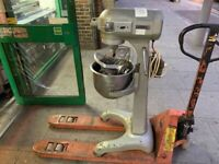 HOBART 20 LT FOOD DOUGH MIXER CATERING COMMERCIAL KITCHEN TAKE AWAY SHOP PIZZA BAKERY