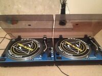 cintronic pd1 turntables for sale