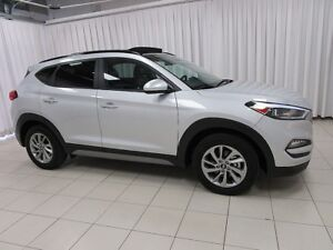 2018 Hyundai Tucson HURRY IN TO SEE THIS BEAUTY!! AWD SUV w/ USB