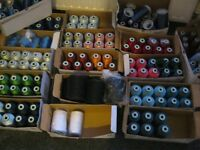 Very Large Selection Of Industrial Embroidery Thread