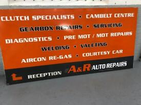Open now A&R auto repairs LTD