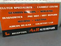 Open now A&R auto repairs LTD