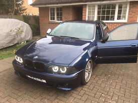 Bmw 528i e39 Automatic Msport LHD Left Hand Drive SELL or SWOP SWAP