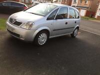 Vauxhall mervia spares or repair