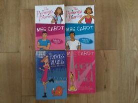 Megan Cabot books