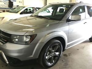 2015 Dodge Journey LEATHER ROOF 8.4 SCREEN