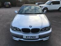 BMW 318Ci E46 Convertible Facelift *Years MOT*
