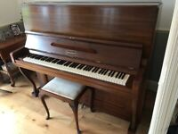 Upright Piano (Grosskopf), lovely condition, great tone