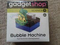 *NEW* Gadget Shop Bubble Machine