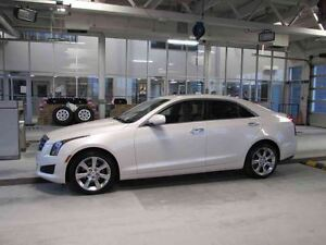 2014 Cadillac ATS Turbo Luxury