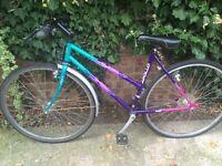 Ladies Apollo Hybrid Bike Spares Repair