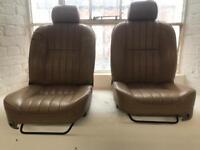 Leather seats 1984 Daimler sovereign/jag xj6