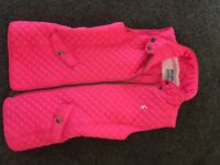 Joules gilet, girl's size 9-10 years, immaculate