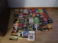 36 Assorted Books - £4 The Lot