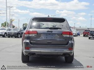 2015 Jeep Grand Cherokee OVERLAND   DIESEL   4X4   FULLY LOADED  Cambridge Kitchener Area image 5