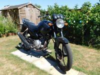 2014 '14' Yamaha YBR 125 Years MOT