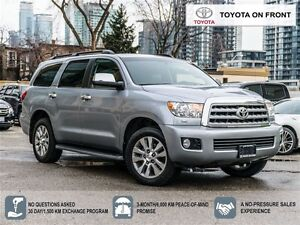 2013 Toyota Sequoia Limited 5.7L Brand New Tires