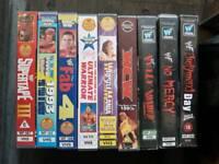 WWE VHS