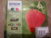 Epson strawberry 29 Ink - Multipack