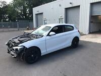 2014 BMW 120d NON RECORDED
