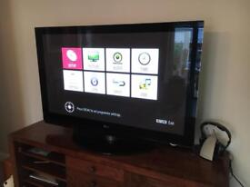 50 inch LG flat screen plasma tv