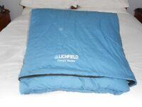 Double Sleeping Bag.