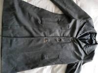 """NEW Mens smart coat in grey 42"""""""