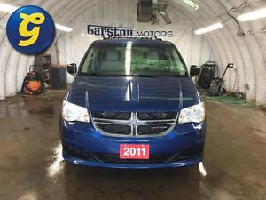 2011 Dodge Grand Caravan SXT*STOW N GO*REAR CLIMATE CONTROL*ALL  Kitchener / Waterloo Kitchener Area image 5