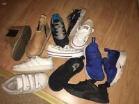 Boys infant shoes £10