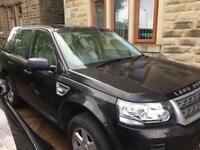 Land Rover Freelander 2 2014 1 owner private plate included