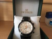 Swisros luxury watch (BRAND NEW)