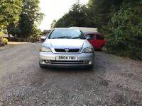 Vauxhall astra sxi 16V for saale, MOT, service history, drives perfect.