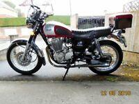 MASH ROADSTAR MOTORCYCLE FOR SALE
