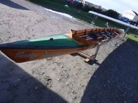 Coastal Rowing/Recreational Coxed Four