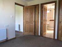 One bedroom ground floor flat Bangor West £425pm
