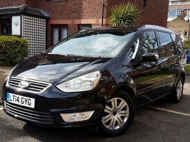 2014 FORD GALAXY 2.0 TDCI AUTO-TIP 7 SEATER 1 OWNER FROM NEW